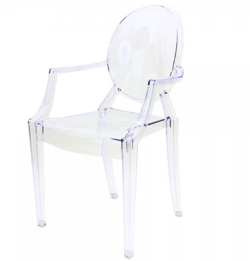 Rental Of Designer Wire Chair Plastic Chair Ghost