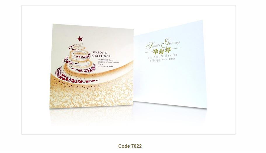 corporate greeting cards for corporate client image 2 - Corporate Greeting Cards