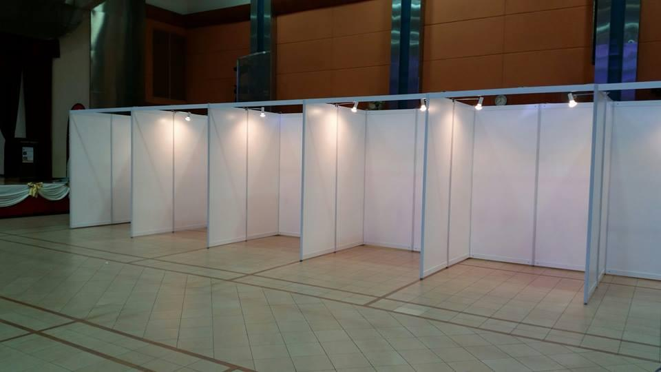 Portable Panel For Event Instant Foldable Panel