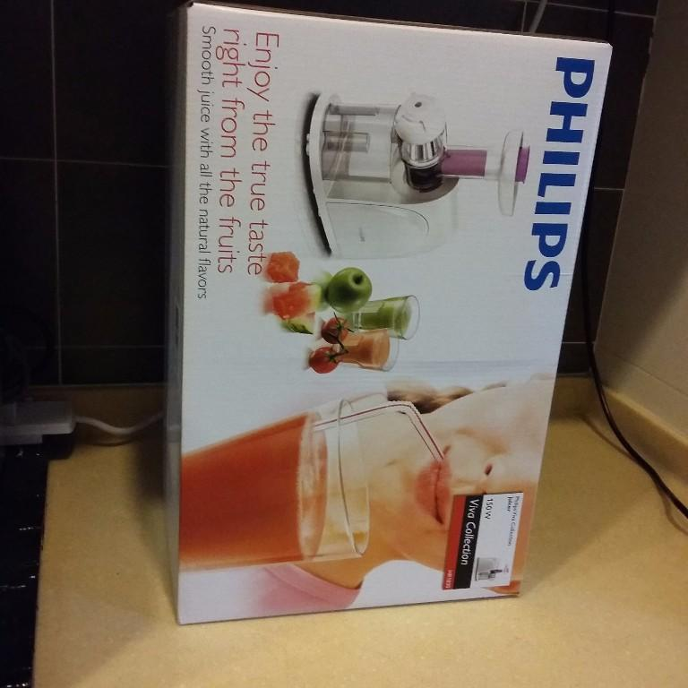 Philips viva Collection Slow Juicer, Singapore