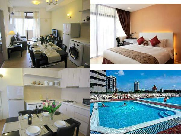 Many Short Term 3 Bedrooms Serviced Apartment At Far East Plaza Image 10