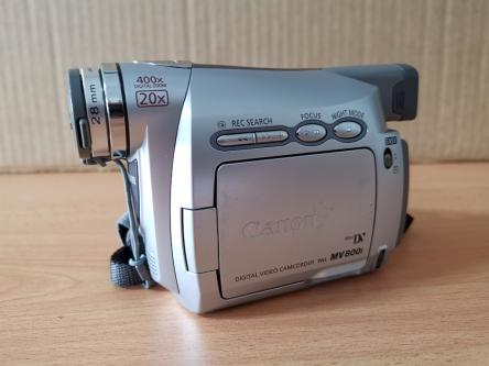 Canon MiniDV Video Tape Camcorder for Sale - Image 1